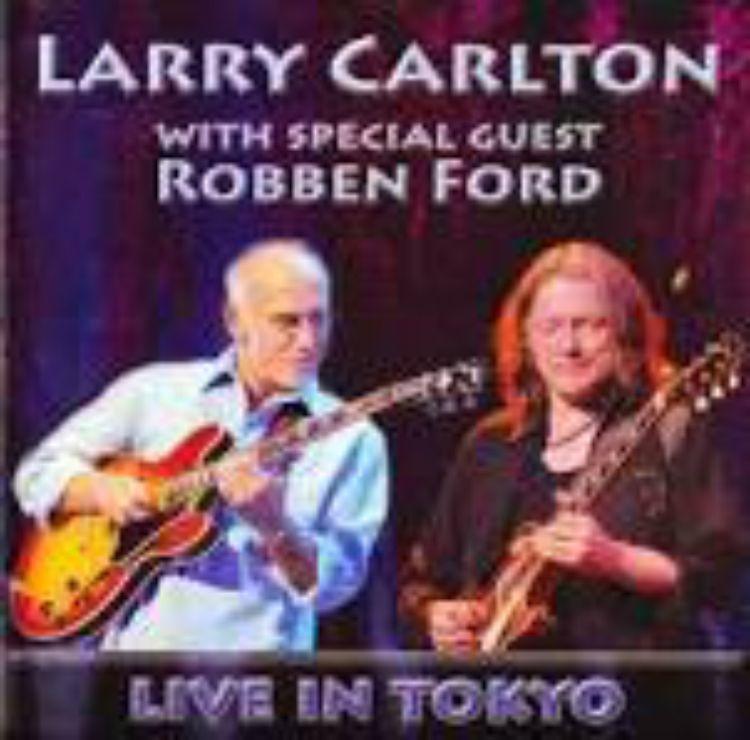 Larry Carlton Live